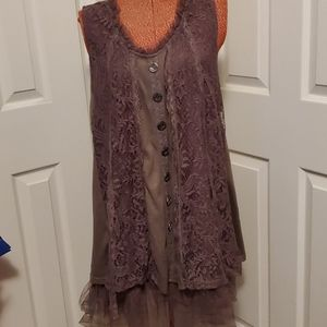 Pretty Angel tunic